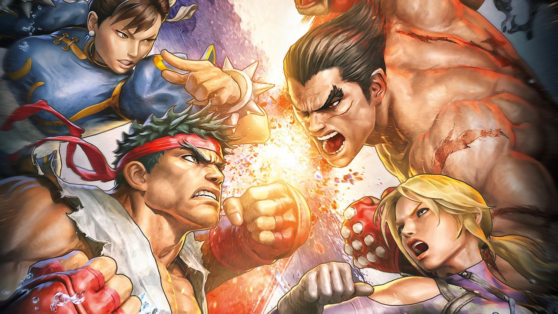 Fun Info About Street Fighter x Tekken