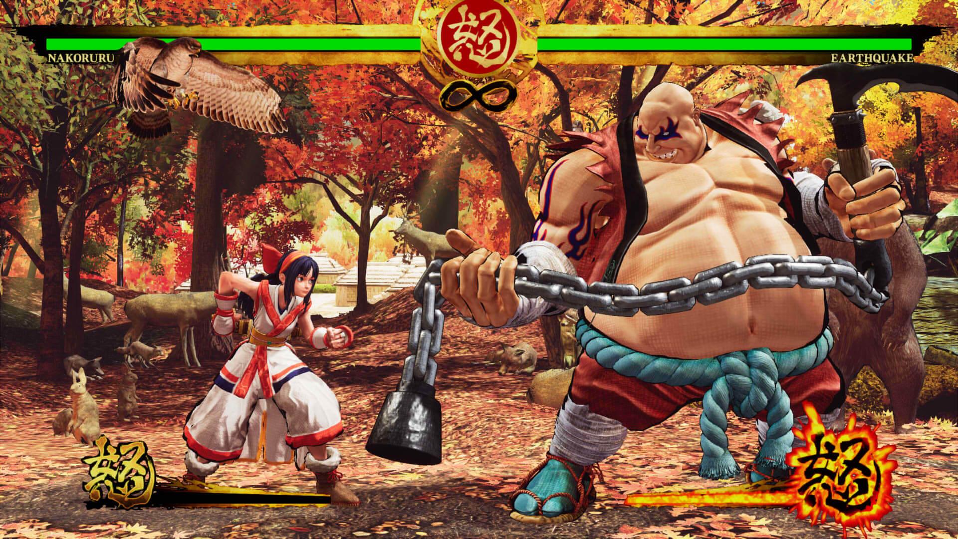 Samurai Showdown VI: Everything That You Need To Know