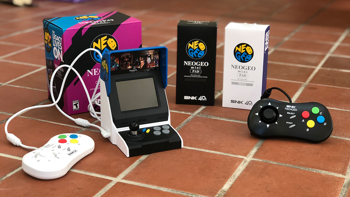 5 Key Reasons To Purchase A Neo Geo Mini