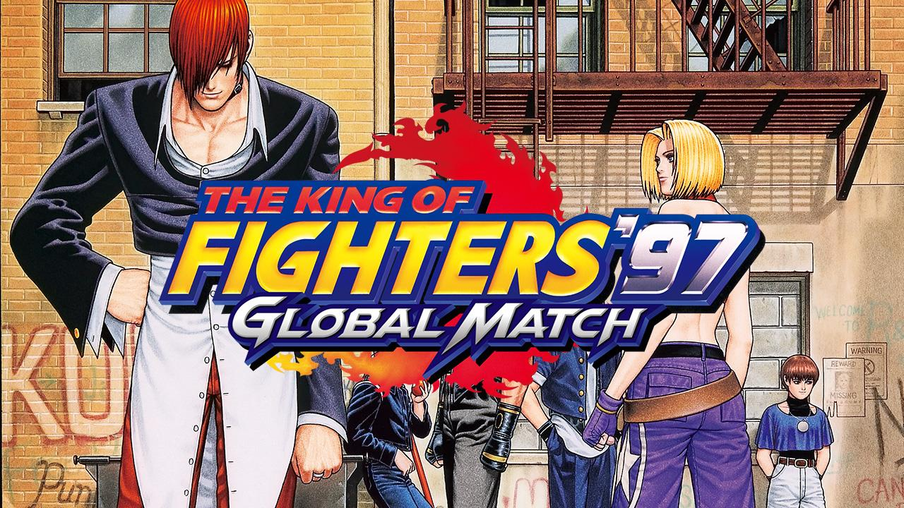 A Guide To King Of Fighters' 97