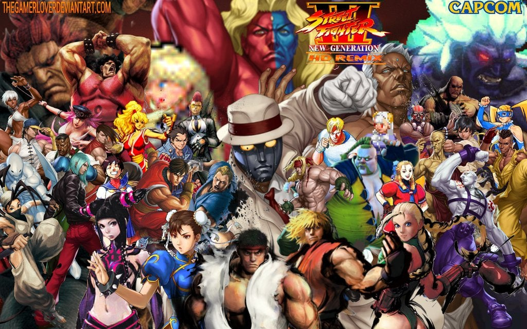 A Guide To Street Fighter III: Third Strike